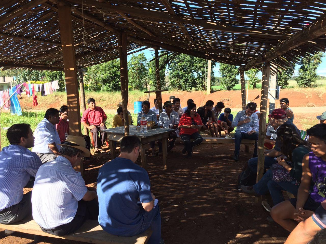 Resultado de imagem para comunidades indigenas cndh brasil