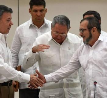 CUBA-COLOMBIA-FARC-CONFLICT-PEACE-CASTRO-SANTOS-TIMOCHENKO-GOO2D47LA.1
