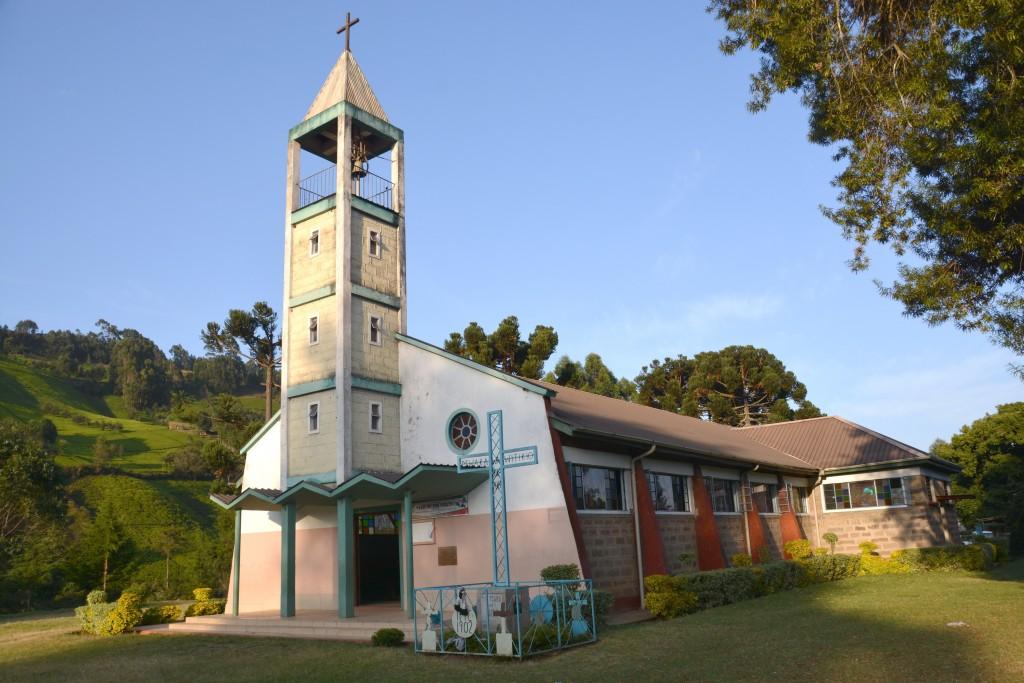 Chiesa Santuario N. S. Consolataquenia