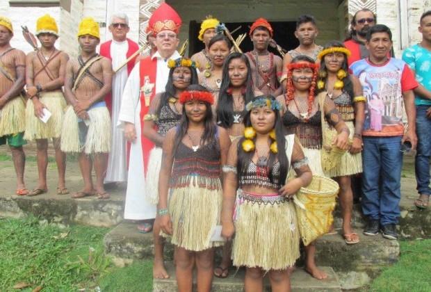 Dom Wilmar Santin_Munduruku