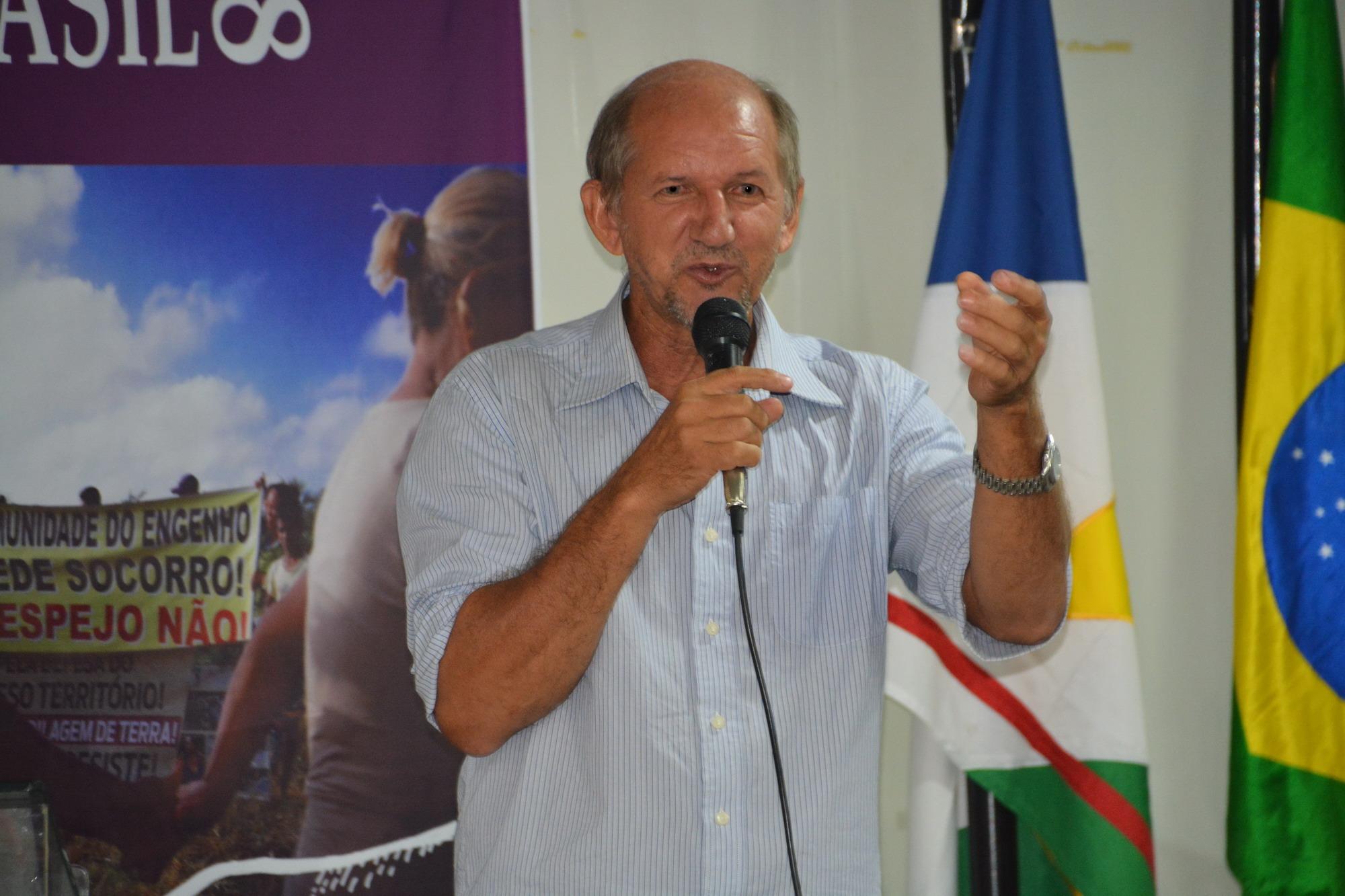 Laurindo Lazzaretti CPT Roraima