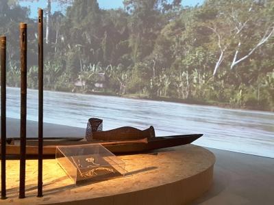 Mater Amazônia - Museu Anima Mundi-Musei Vaticani 3