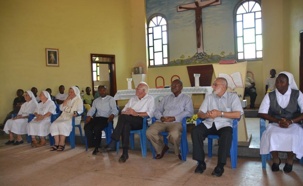 Missionarie e missionari della Consolata a Manda