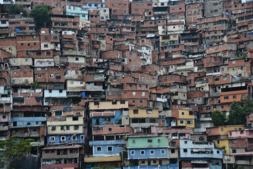 Periferia de Caracas