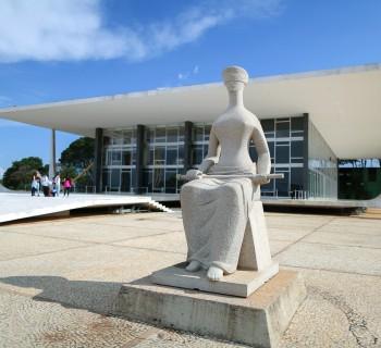 Fachada do Supremo Tribunal Federal. Brasilia, 26-10-2018. Foto: Sérgio Lima/Poder 360