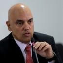 Brasília - O ministro da Justiça, Alexandre de Moraes, durante reunião no Palácio do Planalto sobre a Olimpíada Rio 2016 (Wilson Dias/Agência Brasil)