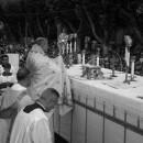 apa Paolo VI na celebração de Corpus Christi, de 1968   (@Vatican Media)