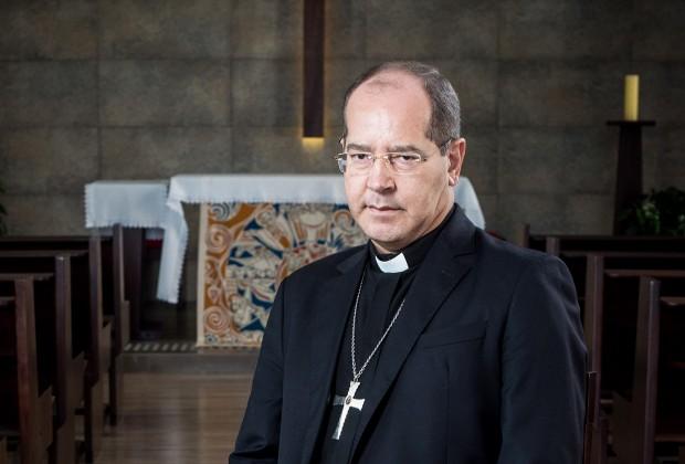 BELO HORIZONTE, MG, 21 DE MAIO DE 2019.   Retrato de Dom Walmor de Oliveira, novo presidente da CNBB.     foto: Alexandre Rezende / Nitro