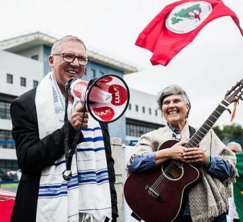 rabino lula Joka madruga agencia PT