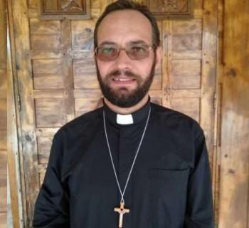 Padre Christian Carlassare, nomeado bispo da Diocese de Rumbek, no Sudão do Sul (foto: Arquivo pessoal)