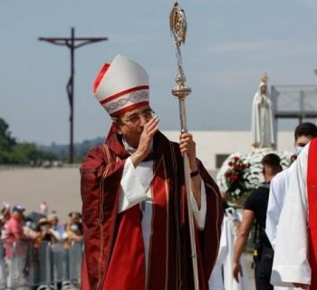 Cardeal D. António Marto, no Santuário de Fátima  (AF_SantuarioFatima)