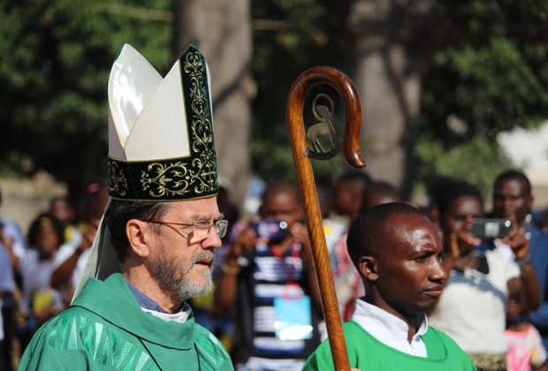 Bishop Luiz Lisboa of Pemba, Mozambique, is pictured in an undated photo. (CNS photo/courtesy Diocese of Pemba)