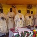 primeira missa de padre Mugerwa